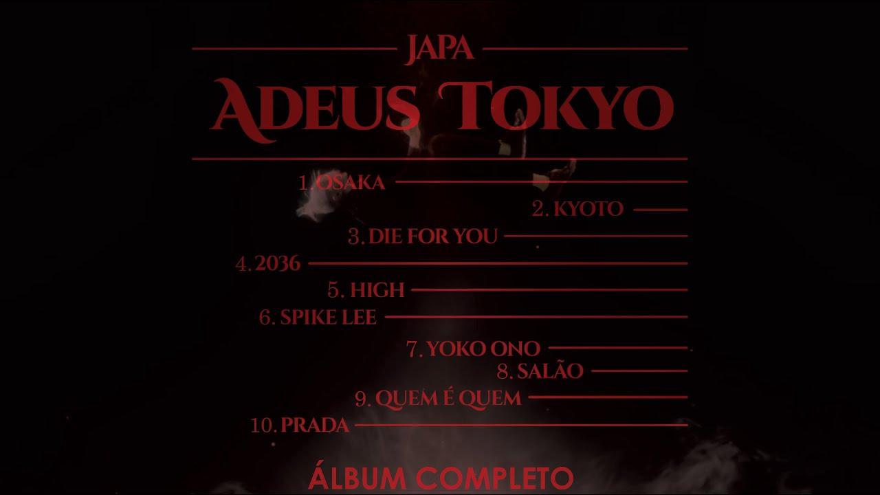 Download JAPA - Adeus Tokyo (ÁLBUM COMPLETO) [SEM ANÚNCIOS]