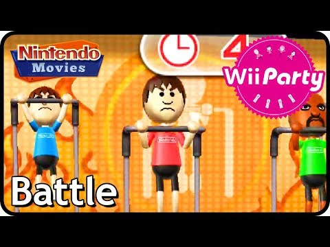 Wii Party - Battle (2 Players, Master Difficulty)