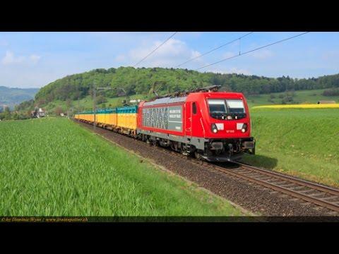 Bombardier TRAXX 3 BR 187 im Last Mile Modus