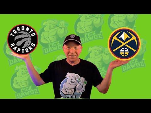 Toronto Raptors vs Denver Nuggets 3/24/21 Free NBA Pick and Prediction NBA Betting Tips