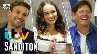 ITV's Sanditon - Leo Suter, Rose Williams & Kris Marshall on adapting Jane Austen's final book