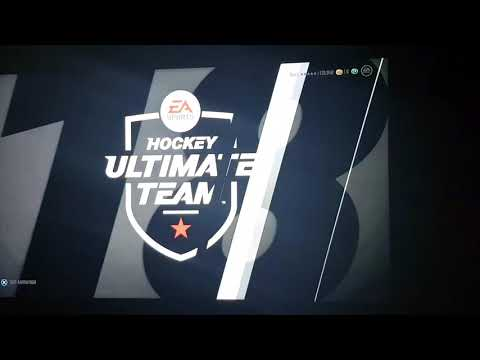 HUT 18 NHL  big pack opening evo totw