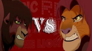 Repeat youtube video Kovu vs Simba - Epic Rap Battles of the Lion King #1