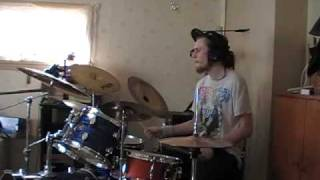 Smashing Pumpkins - Cherub Rock drum cover.