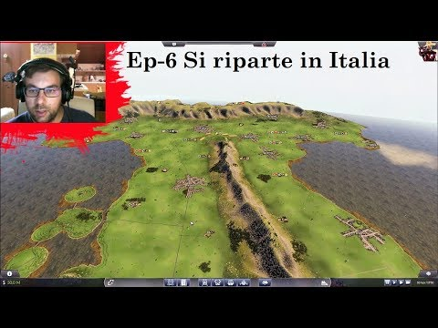 Transport Fever Ep-6 Si riparte dall'Italia