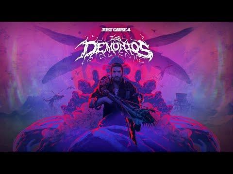 Just Cause 4 - Los Demonios DLC - Let's Play (FULL DLC) | DanQ8000