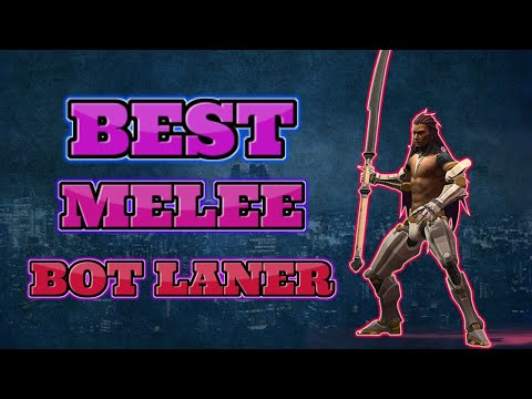 DODGING EVERYTHING WITH THE BEST MELEE BOT LANER WP KENSEI - VAINGLORY 5V5 GAMEPLAY