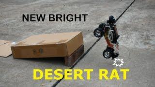 New Bright Desert Rat Baja RC Remote Control Off Road Vehicle