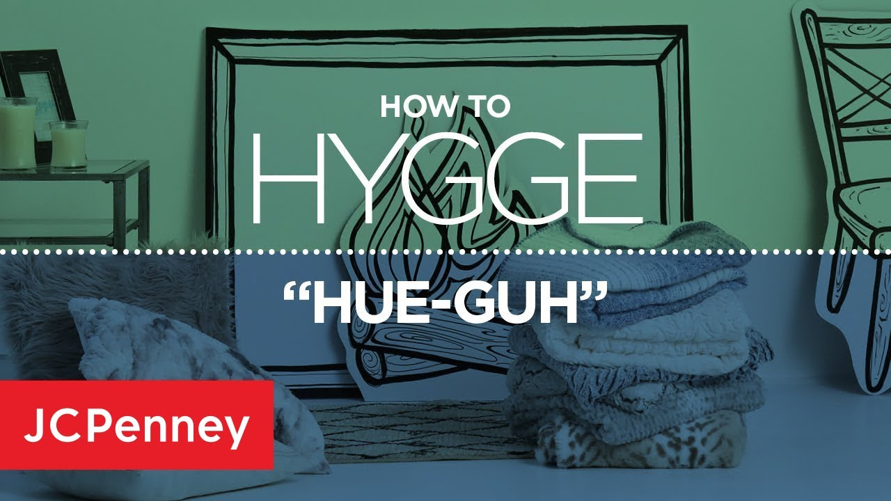 Superb How To Hygge: 3 Cozy Home Decor Ideas | JCPenney