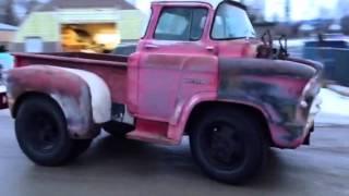Frankenstein Truck