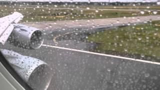 lufthansa boeing 747 8 take off
