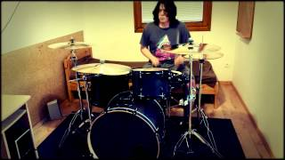 Paramore - Misery Bussiness Cover (Cesar di Indie - Guitar & Bass)  (Barnabas - Drums)