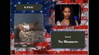 Album Preview - Teyana Taylor - K.T.S.E.