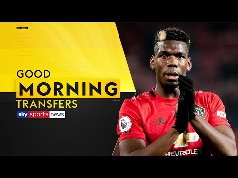 Is Paul Pogba Set To Leave Man United In The Summer? | Good Morning Transfers