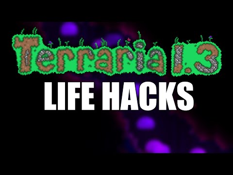 terraria-life-hacks-for-1.3-(1.3-update)-tips-and-tricks