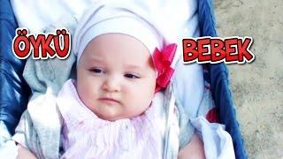 ÖYKÜ BEBEK - onu hiç böyle görmediniz - Eğlenceli Çocuk Videosu