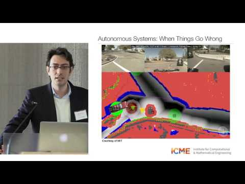 Marco Pavone, The Future of Autonomous Systems: a Computational Perspective