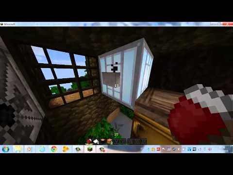 Nuova serie minecraft case pazzesche ep n 1 casa sull - Casa sull albero minecraft ...