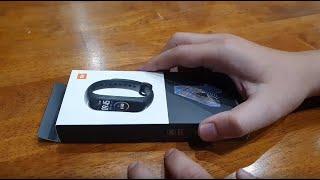 Unboxing Mi Band 4 | Xiaomi  Fitness Tracker