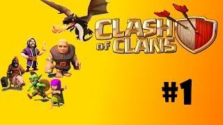 """Clash of Clans Let's Play #001 """"Minen und Sammler"""" [Deutsch/German]"""