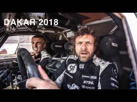 Dakar 2018 | Benediktas Vanagas | Day 12