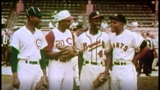 Watch Hall of Famer Willie Mays in Action - MLB Tonight