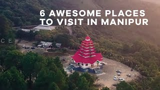 Are you missing these places during the Pandemic? | Cinematic Aerials | Manipur | 2K HD
