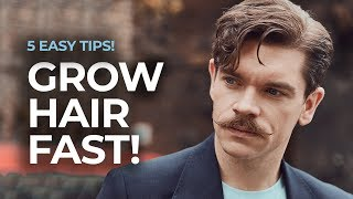 How To Grow Your Hair Faster!