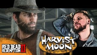 RDR2 #31 - Czy to Harvest Moon? - WarGra