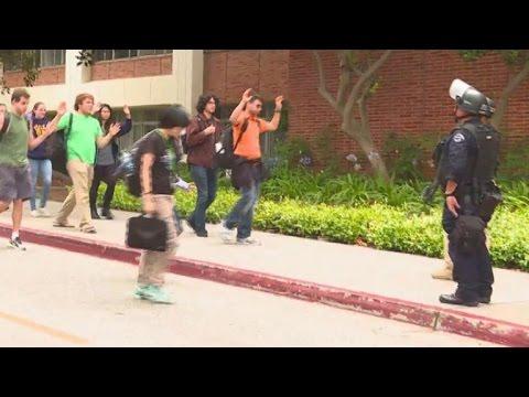 Tödliche Schießerei am Campus der UCLA in Los Angeles
