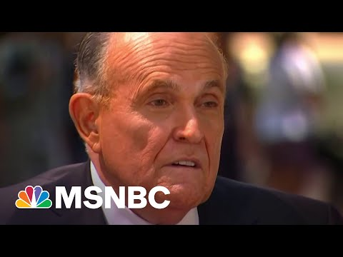 'More Than Willing To Go To Jail': Giuliani Admits Legal Peril As Trump Probe Heats Up