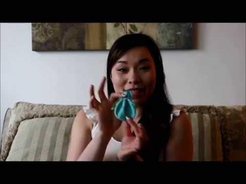 Tiffany Key Knot Pendant
