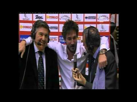 Post Game Interview Coach Gianmarco Pozzecco (Forlì vs. Capo D'Orlando 71-76 # 07/12/12)