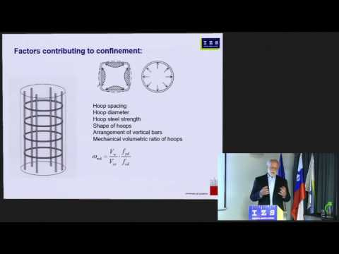 08 EUROCODE 8 SEISMIC RESISTANT DESIGNE OF REINFORCED CONCRETE BUILDINGS BASIC PRINCIPLES AND APLICA