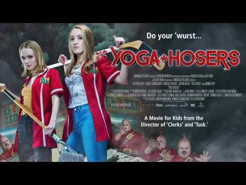 Lenny Sherman: Yoga Hosers Review