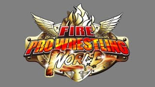 Fire Pro Wrestling LIVESTREAM 9/23/2018 thumbnail