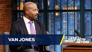Van Jones Explains Why Some Obama Voters Turned to Trump