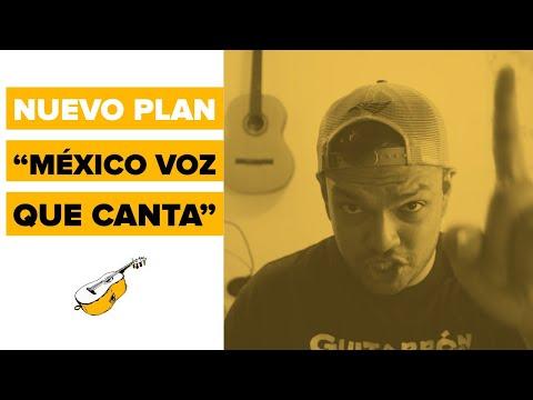 Plan Nuevo Y México Voz Que Canta - Guitarrón Chido 😎