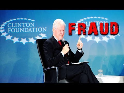"It's Not Just Pay-For-Play, Clinton ""Charity"" Fraud Exposed"