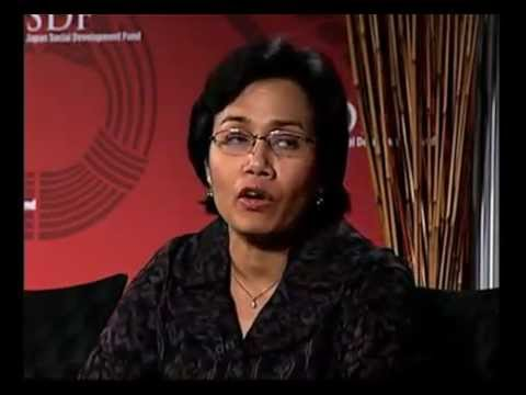 JSDF Day - A Conversation with Sri Mulyani Indrawati - YouTube