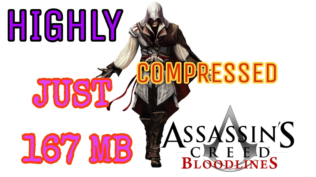 Omg Assassin S Creed Bloodlines For Only 167 Mb In Andriod