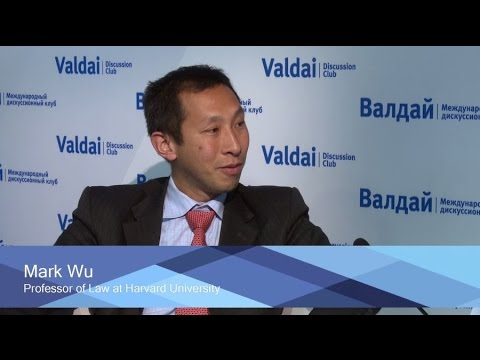 Mark Wu: WTO and the World Trade System Evolution
