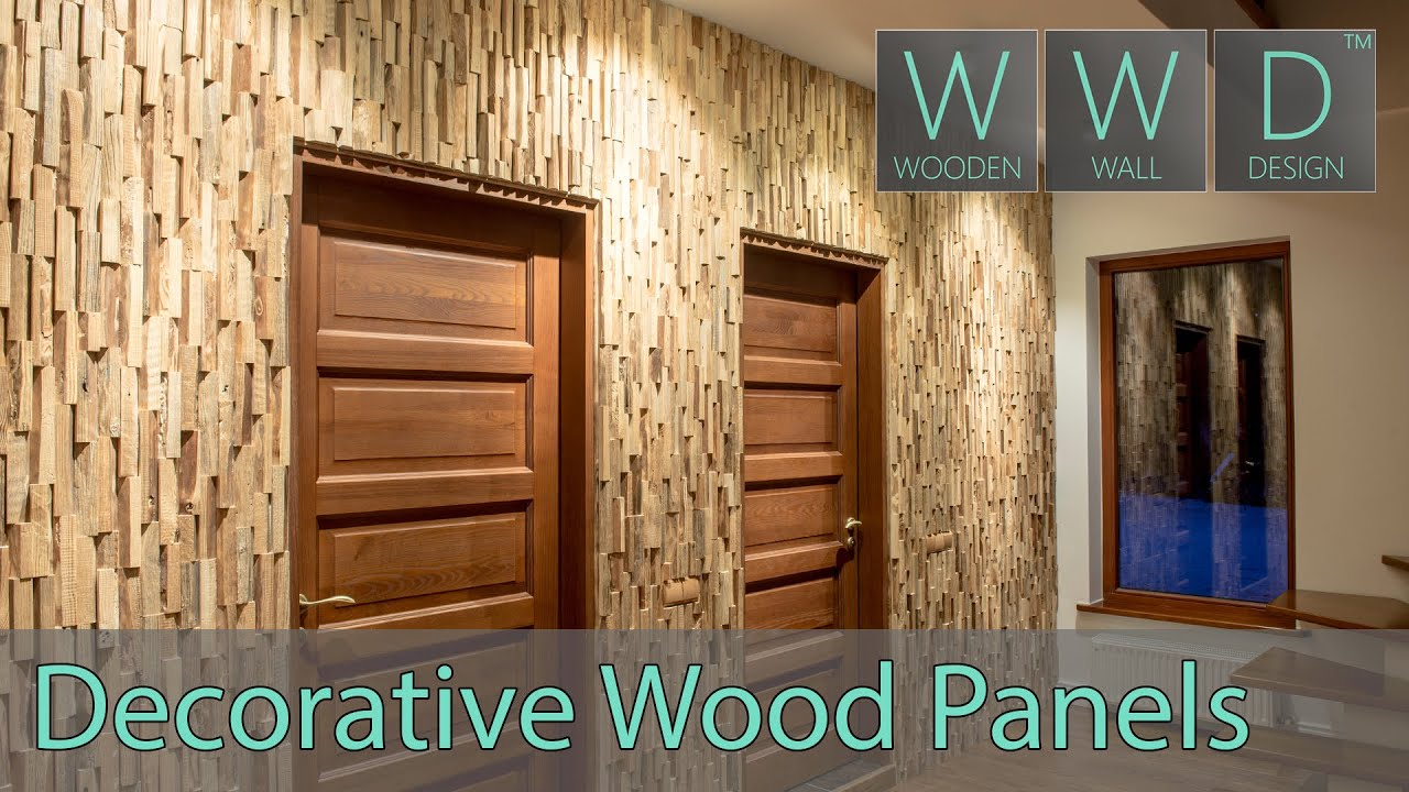 Decorative Wall Panels From Reclaimed Wood Type Alias