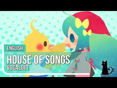 """""""House of Songs"""" (Maison Hatsune) English Cover by Lizz Robinett"""