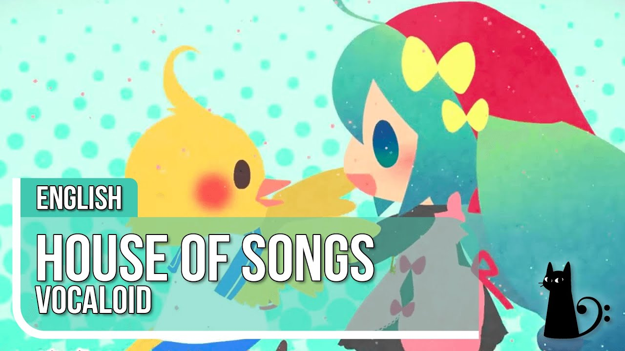 House of songs maison hatsune english cover by lizz for English house music