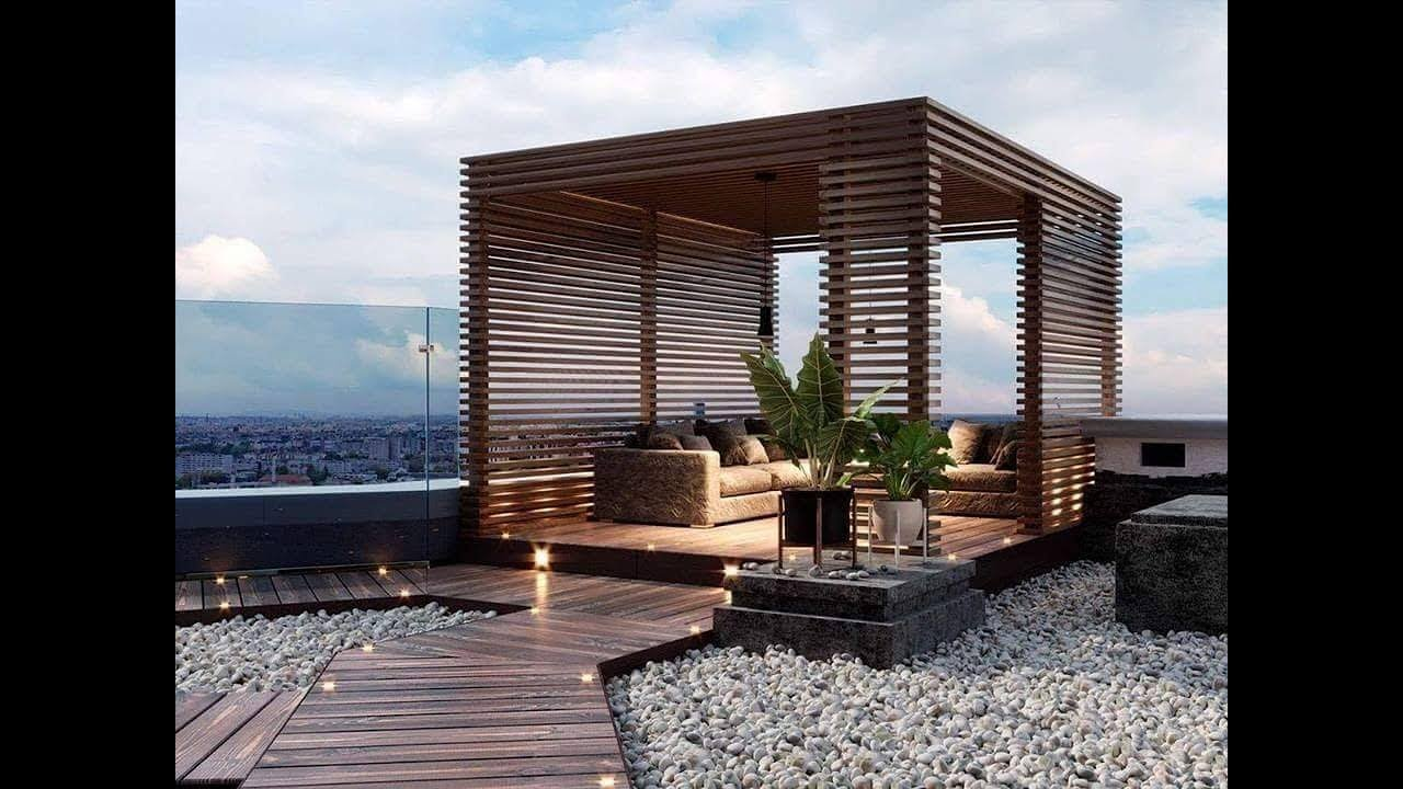 Rooftop Terrace Design 17 Ideas 2018 Youtube