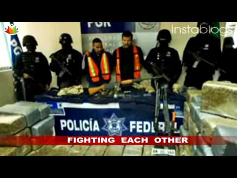 SDP suspects Mexican drug cartels behind attacks