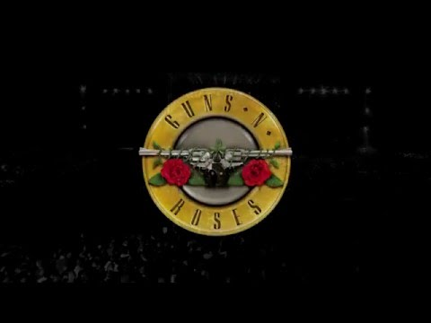 Guns N' Roses American Tour 2016. Coming Summer – 25/03/2016.