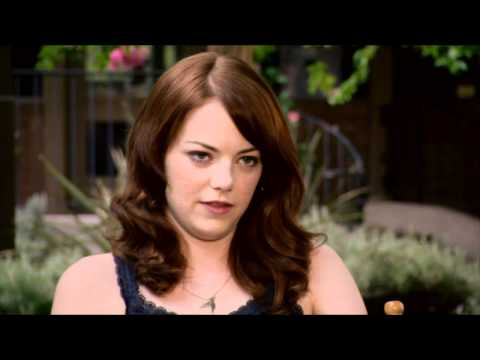 Emma Stone: Easy A Interview