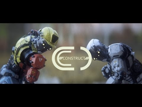 Construct GTC Teaser Trailer | Photo-realistic 3D Animated Short Film by Kevin Margo